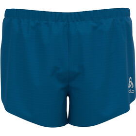 "Odlo Zeroweight 3"" Split Shorts Men mykonos blue"